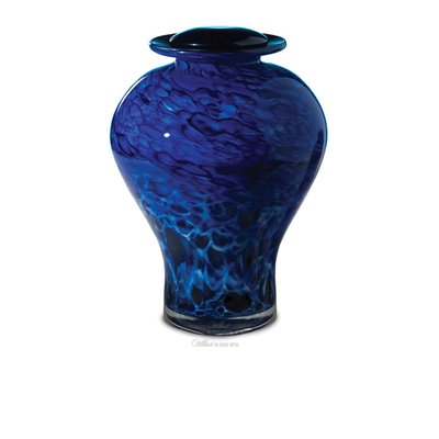 Art Glass Urn
